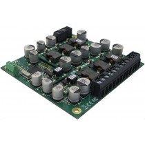 PC104 Voltage regulation module with ATX voltage output, 500W