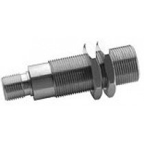 HALL T105 Stainless steel h. Thread M12 Connecto