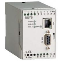 SDSL-Router/-Bridge SDSL/SHDSL/SDSL.bis 2 or 4 wires, 2 channels with up to 5,7 Mbps