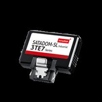 256GB SATADOM-SL 3TE7 series, 3D TLC, -40.. +85°C, 2 channel