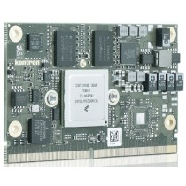 SMARC with i.MX6 Quad, 800MHz quad core, 1GB DRAM, 4GB Flash, ind. temp.,SATA