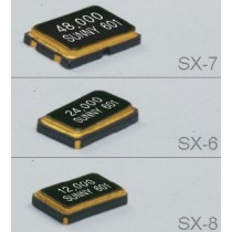 Crystal 30MHz 12pF 50ppm -30..85°C SMD T&R