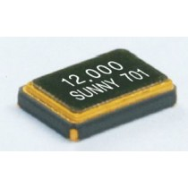 Crystal 25MHz 10pF 30ppm (FTC  50ppm -20..70°C) SMD T&R