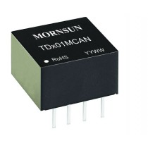 CAN isolation Transceiver 0-1Mb 3.3V incl. DC/DC