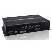 EN50155 fanless PC, Intel® Atom™ x6425E, 4x1,8GHz, 64GB eMMC, 8GB DDR4 3200MT/s