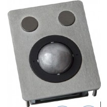 Trackball Laser Technology 38mm PS/2 & USB, IP68 stainless steel