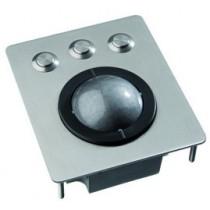 Trackball Unit 50mm IP65 USB&PS/2 IEC60945