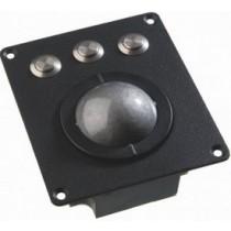 Trackball Unit 50mm IP65 USB&PS/2