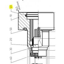 O-RING 13,5x1,0 FKM70