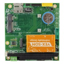 Vortex86EX PC/104 CPU Module 128MB/1S/2USB/LAN/SATA/x-ISA/512MB eMMC/Mini PCI-E 3G module support