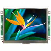 "TFT 5.7"" Panel + Control Board (RS232) + CTS, 400 nits, Transmi, Resolution 320x240"