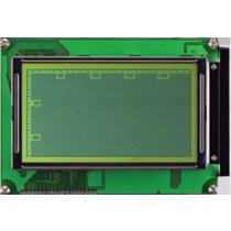 LCD 240x128, Y/G LED, STN Tansfl, WT, 6:00T6963C