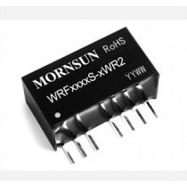 DC/DC 3W 2:1 Wide Input 9-18V single Output 5V 3kVDC -40..+85C Miniature SIP