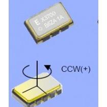 Gyro Sensor 3V 50.3kHz +/-300°/1500°/s 5x3.2mm -20..80°C