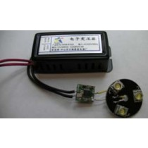 Demo-Kit ZD850, Transformer, 3x1W LEDs