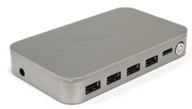 Compact Embedded Controller N2600 1.6GHz.Fanless, DC-in 12V, Gb Eth x 1, mini HDMI x 1, Wifi b/g/n