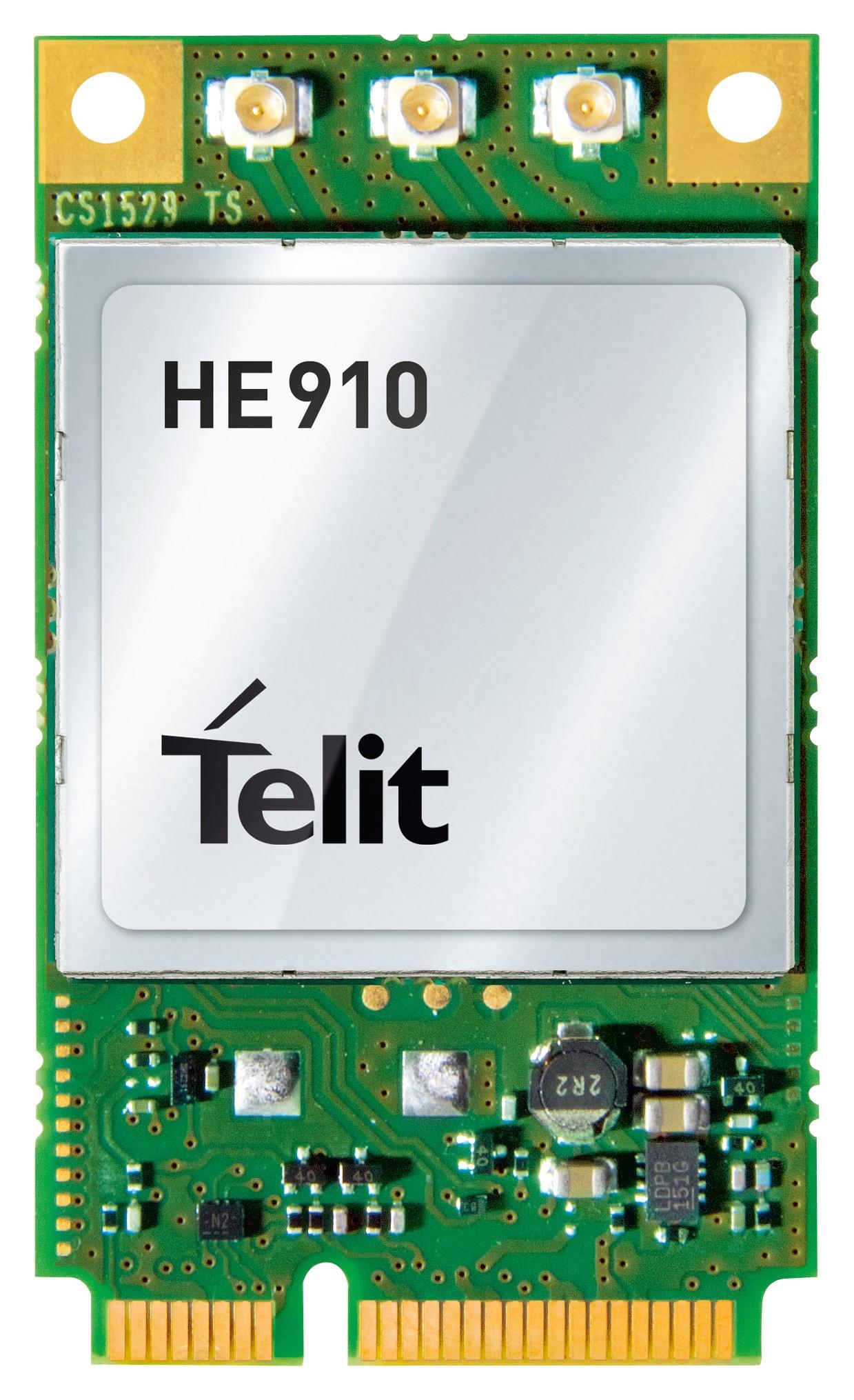 HE910-G miniPCIe GPS no SIM-holder 12.00.006