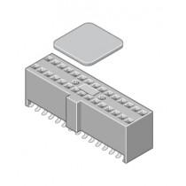 Mini-Card Buchsenleiste, kundenspezifisch