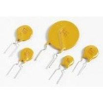 PTC 60V POLYFUSE  RADIAL LEADS 2.5A