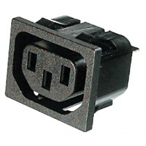 Einb.B.Lötanschluß 6.3 x 0.8 mm Snap-In Bef.