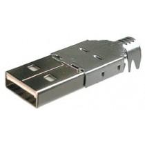 USB, Typ A, Konfektionsversion