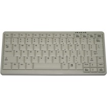 ndustry 4.0 Mini Notebook Style Keyboard USB White, Swiss layout