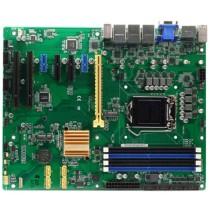 ATX Industrial Motherboard C246A 8th/9th Gen. Intel® Core™ Processor, DDR4 DRAM,
