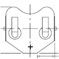 Batteriehalter für CR2450, THT