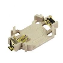 Batteriehalter für CR2032, High Grip, SMT, verg.