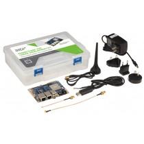 ConnectCore 6UL Development Kit, 100x72mm pITX, 256MB NAND, 256MB DDR3