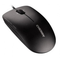 CHERRY Mouse MC 2000 USB corded optical schwarz