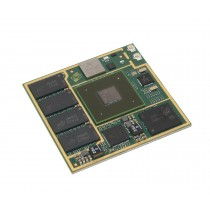 ConnectCore 6 module, i.MX6Quad, 800 MHz, -40 to 85°C, 4 GB flash, 512 MB DDR3, Ethernet