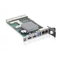 3U 4HP CPCI Atom Dual Core 1.75GHz, 4GB DDR3L