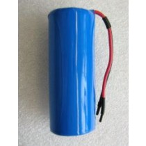 Lithium-Batterie 3,6V/3400mAh with cables 50mm