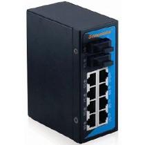 3onedata Ethernet Switch 8 ports 10/100/1000M unmanaged,2xFiber 1000M,0+55C,12..48VDC