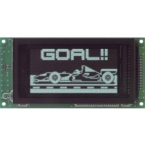 VFD Graphic Module 128X64 dot BD ASCII/Asian