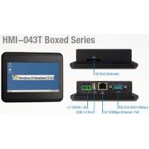"""4.3"""" HMI w/Case 128MB/512MBeMMC/8MBSPI/USB/LAN/RS232/DC7-24V"""