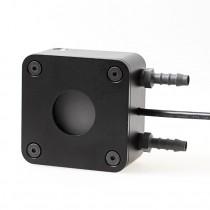 Housed 50W power sensor with electronics