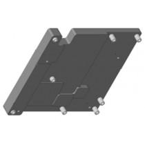 Heatplate 95 x 95 x11 mm for Ethernet Switch Module
