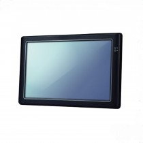 "9"" Panel PC, 1.2GHz/2GB DDR3/8GB eMMC/USB2.0/USB3.0/Line-Out/LAN/COM/MicroSD/Bluetooth&Wlan/8-35VDC"
