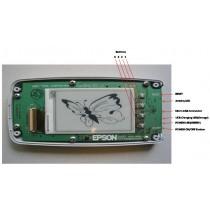 "EPD Demo Board mit 2"" PDI Display"