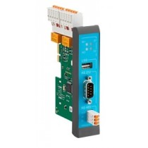 MRcard with RS232, RS485, USB, 2 digital inputs, 2 digital outputs (relais)