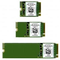 M.2 PCIe SSD N-20m2 (2230) 240GB, 3D TLC, -40..+85°C