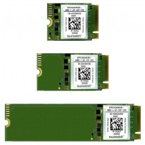 M.2 PCIe SSD N-26m2 (2230) 80GB, 3D pSLC, -40..+85°C