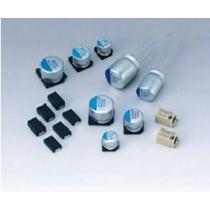 ELKO SMD 100uF 6.3V 6.3x5.7 105°C T&R