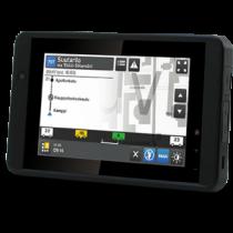 "Rugged Tablet 7"" TFT, Win10 IOT, 400 nit, Intel Atom x5-Z8500 1.9 GHz, MIL-STD-810G-514.6, IP65"