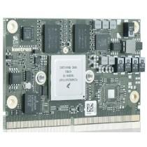 SMARC with i.MX6 Quad, 800MHz quad core, 1GB DRAM, 4GB Flash, ind. temp.,SATA