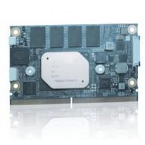 SMARC 2.0 with Intel® Atom™ x7 E3950, 1x LAN, 8GB LPDDR4, 32GB eMMC SLC