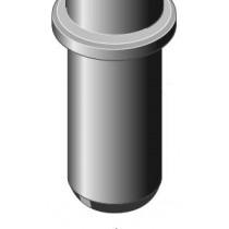 MAC Stiftkontakt ø 0.70 mm Au, kurz