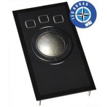 Trackball Unit 50mm IP67  USB&PS/2 IEC 60945